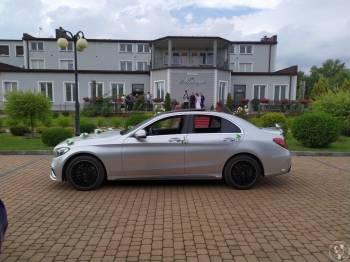 Auto samochód do ślubu na wesele Mercedes/ zmodyfikowany, Samochód, auto do ślubu, limuzyna Skalbmierz