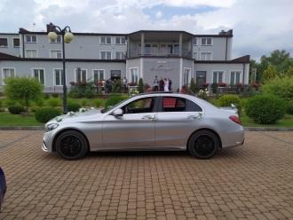 Auto samochód do ślubu na wesele Mercedes/ zmodyfikowany,  Włoszczowa