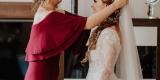 Stylizacja fryzur - ślubne, upięcia okazjonalne, fale, loki, makijaż, Warszawa - zdjęcie 4