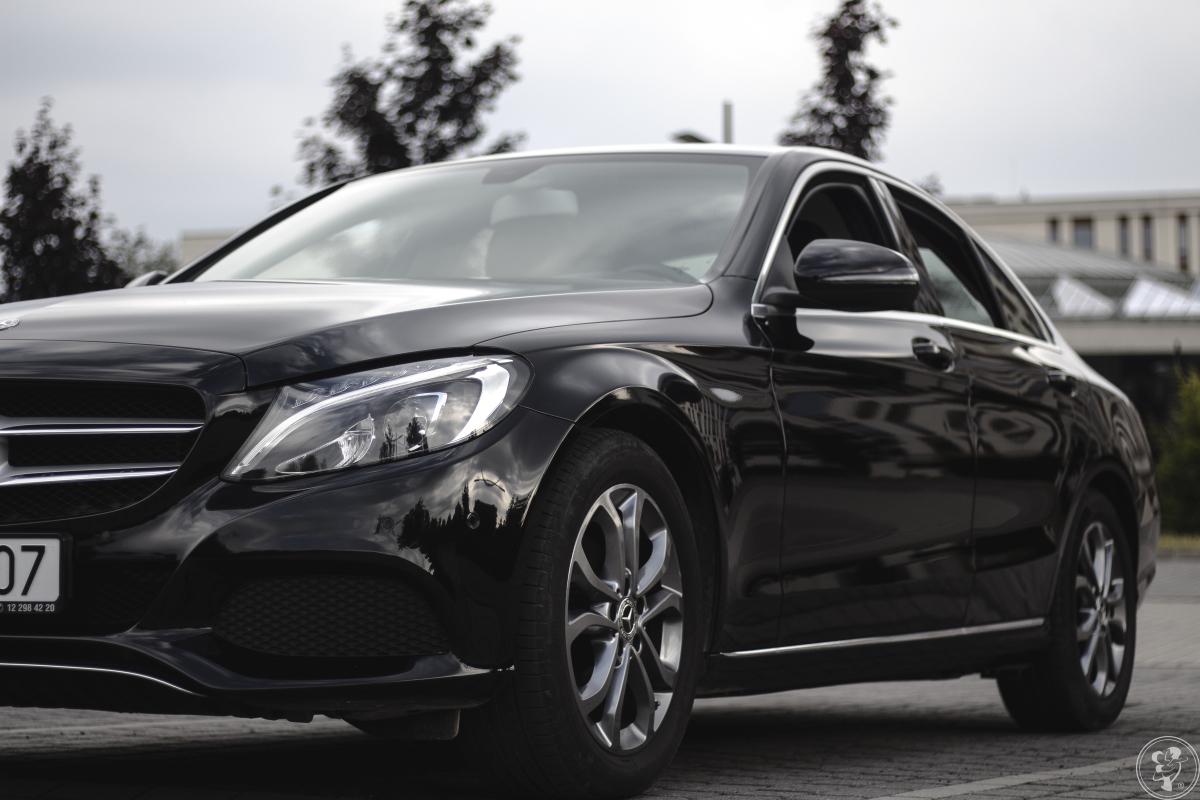 Mercedes klasy C od Luxury Cars For Wedding, Kraków - zdjęcie 1