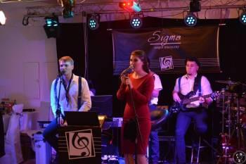 Sigma Cover Band - gramy na żywo - wolne terminy na 2020 r., Zespoły weselne Ryglice