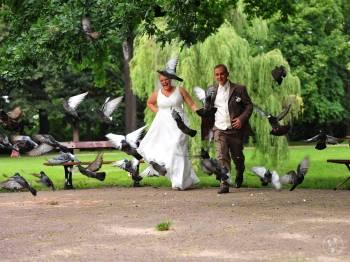 Ale piękny film  ze ślubu to nasza specjalność !, Kamerzysta na wesele Skórcz