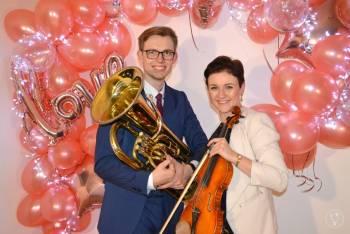 Profesjonalna oprawa ceremonii ślubnej - skrzypce, śpiew, organy, Oprawa muzyczna ślubu Węgrów