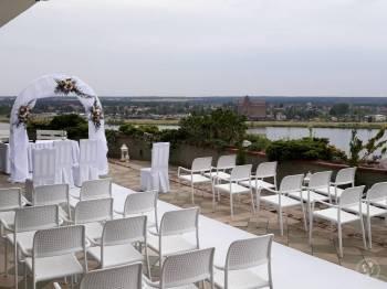 Restauracja, Hotel & SPA Starzyński / Wesele z widokiem na Wisłę, Sale weselne Żuromin