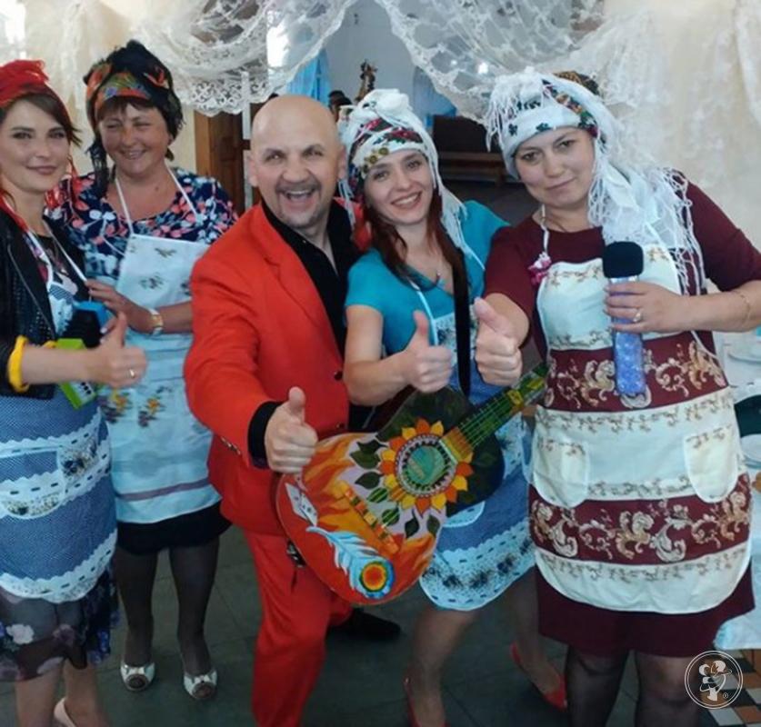 Igor Kanada, wodzirej, DJ, polski i ukraiński język, gitara, melodyka, Gdynia - zdjęcie 1