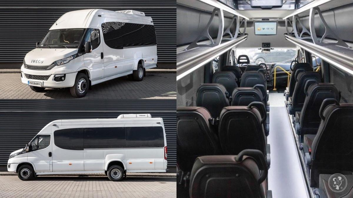 Przewóz gości weselnych busy 8+1 17+1 22+1, Poznań - zdjęcie 1