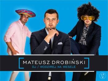 Mateusz Drobiński, DJ na wesele Przedecz
