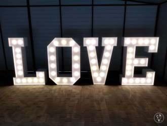 Napis LOVE,  Skierniewice