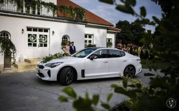 Kia Stinger GT 3.3 V6 BiTurbo, Samochód, auto do ślubu, limuzyna Czchów