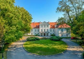 Pałac pod Kampinosem, Sale weselne Płock