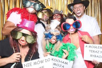 FOTOLUSTRO-fotobudka Hit ! Promocja Poprawiny! Bańki Mydlane GRATIS !!, Fotobudka, videobudka na wesele Aleksandrów Łódzki