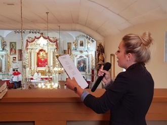 Oprawa wokalna ślubu. Śpiew na ślubie w Kościele,  Reda