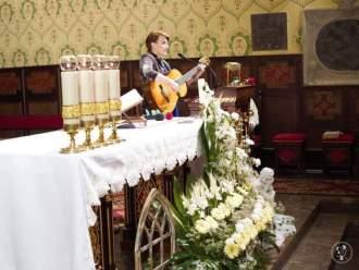 Magdalena Kawa - oprawa ślubu ( wokal, piano, skrzypce,flet, gitara)),  Strzyżów
