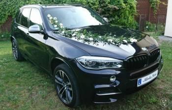 BMW X5 M50D 2017, Samochód, auto do ślubu, limuzyna Nasielsk