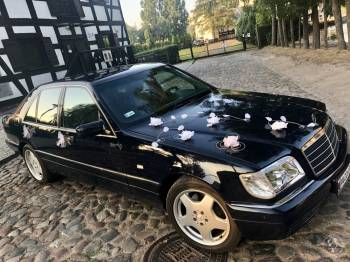 Auto do ślubu S Mercedes w140, Samochód, auto do ślubu, limuzyna Jabłonowo Pomorskie