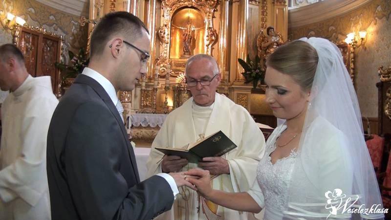 KAMERZYSTA na wesele, FILMOWANIE wesela, Ruda Śląska - zdjęcie 1