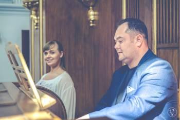 Wyjątkowy Duet-Organista/Śpiewaczka-Szymon Kowalczyk-Joanna Rolewska, Oprawa muzyczna ślubu Koluszki