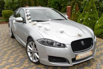 Jaguar XF S przepiękny samochód do ślubu i inne ważne okazje auto, Samochód, auto do ślubu, limuzyna Wałcz