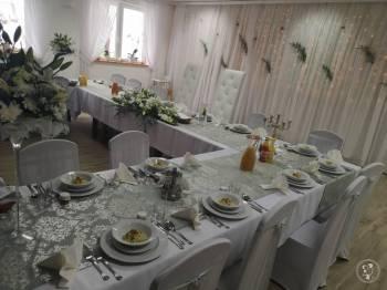 Restauracja Plaża, Sale weselne Zalewo