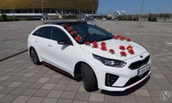 KIA PROCEED GT, Samochód, auto do ślubu, limuzyna Prabuty