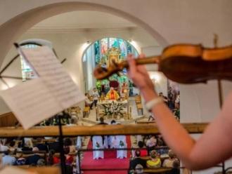 Oprawa muzyczna na ślub- skrzypce,  Lublin