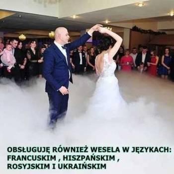DJ Jacek Łukasiewicz - Papi Jay Wesela obcojęzyczne, DJ na wesele Koprzywnica