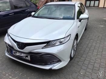 Samochód / Auto do ślubu TOYOTA CAMRY 2019 Executive, Samochód, auto do ślubu, limuzyna Otwock