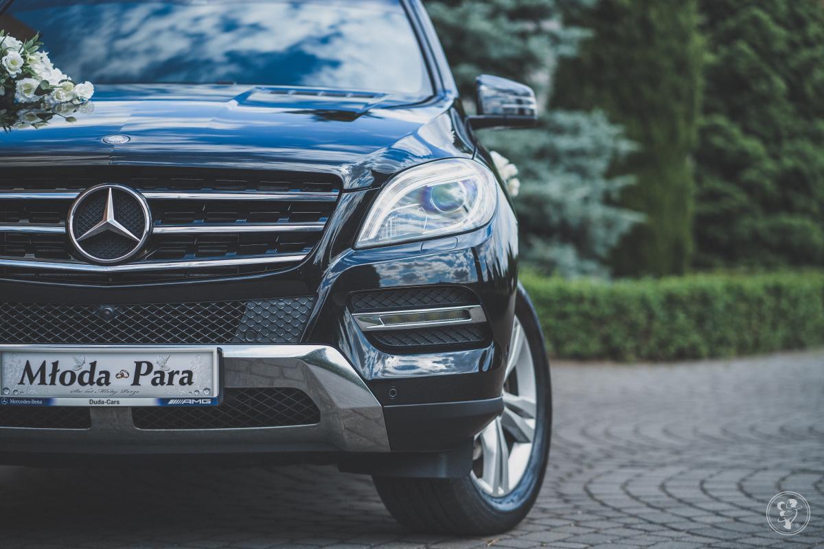 Auto do ślubu Mercedes ML, Piotrków Trybunalski - zdjęcie 1