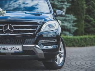 Auto do ślubu Mercedes ML,  Piotrków Trybunalski