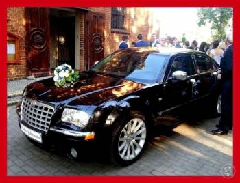 *CZARNY* CHRYSLER 300C*BMW X6** DO ŚLUBU, Samochód, auto do ślubu, limuzyna Iława