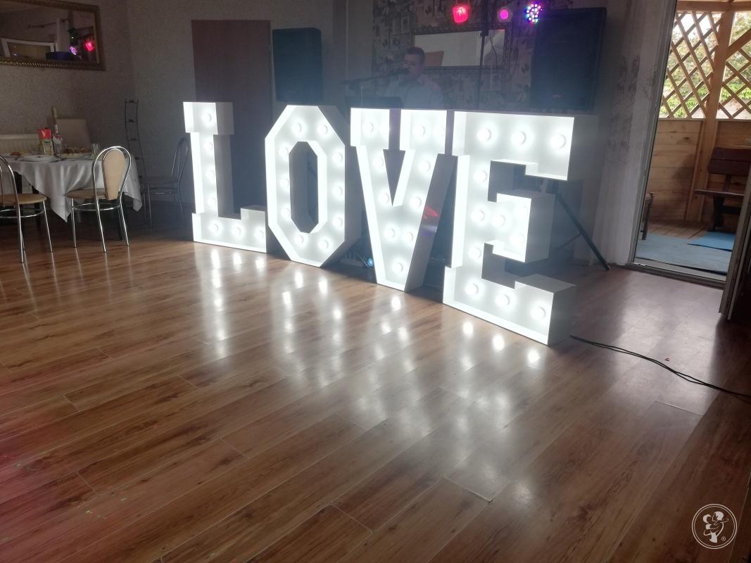Napis Love ledowy. I inne atrakcje., Radziejów - zdjęcie 1