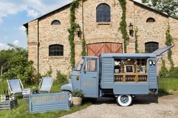 Culaccino The Van, Barman na wesele Pilawa