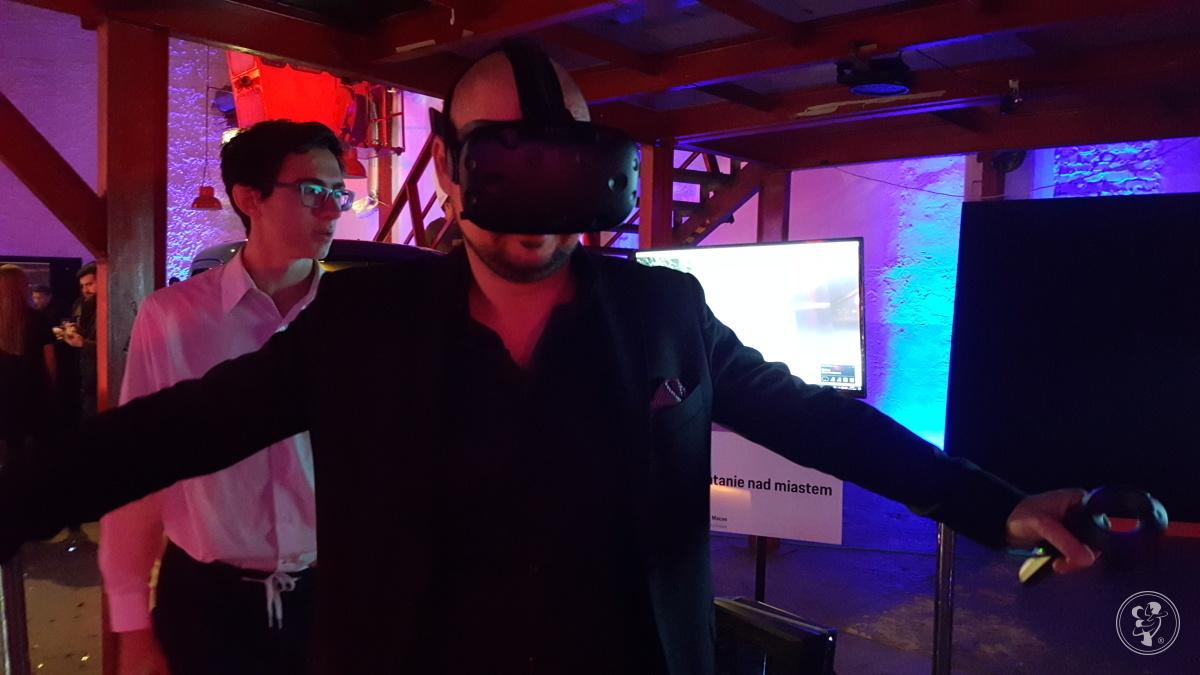 Strefa VR - zupełnie NOWA atrakcja na wesele i poprawiny | VR Studio, Gdynia - zdjęcie 1