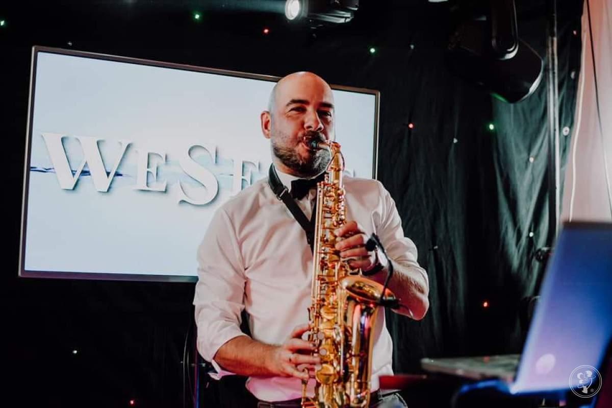 DJ Endzi oprawa muzyczna Rafał Król gra na Saksofonie 🎷 i Puzonie, Rybnik - zdjęcie 1
