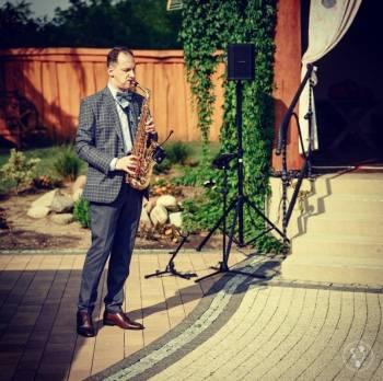 Saksofon na żywo / Jazz / Rock'n Roll / Latin, Oprawa muzyczna ślubu Bełchatów