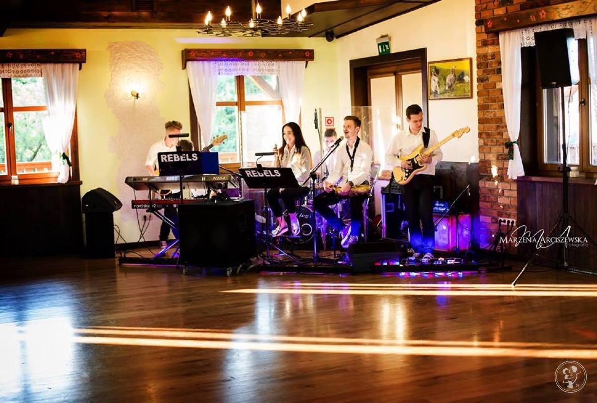 Rebels - ♫ zespół muzyczny, Rzeszów - zdjęcie 1