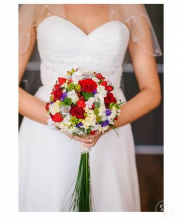 Gintrowicz-Flowers Bukiety ślubne, kwiatowe dekoracje, Kwiaciarnia, bukiety ślubne Czempiń