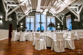 Kompleks Sztygarka - Restauracja Prezydent, Sale weselne Łazy