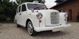Biała angielska taksówka na Twój ślub, Rzeszów - zdjęcie 2
