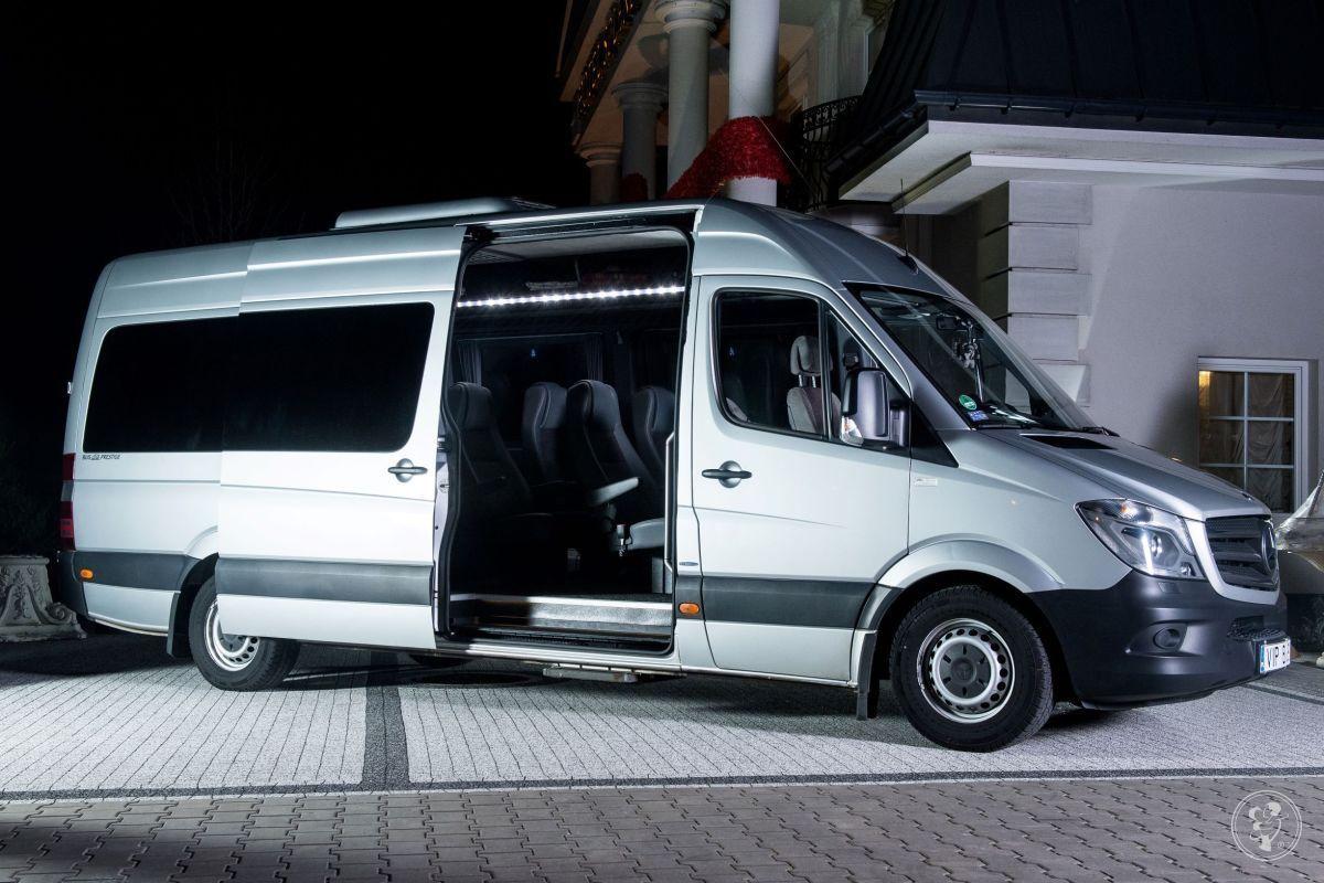 Wynajem luksusowych busów Mercedes Sprinter, Warszawa - zdjęcie 1