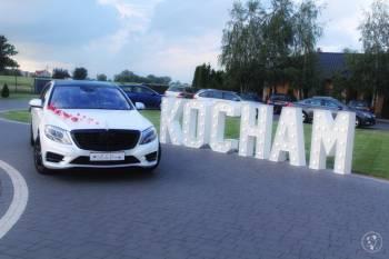❤️ Mercedes S550 ❤️wersja long / WOLNE TERMINY, Samochód, auto do ślubu, limuzyna Chodecz
