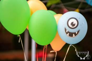 Bańki mydlane, Balony!, Balony, bańki mydlane Przedecz