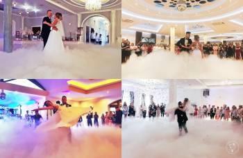 Ciężki dym na pierwszy taniec w chmurach CO2 brak mokrej podłogi! HIT!, Ciężki dym Nowogród