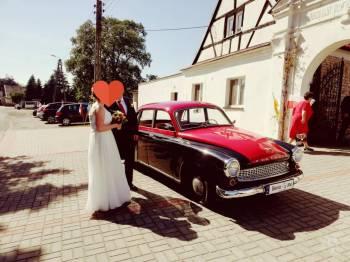 Wartburg 311, Samochód, auto do ślubu, limuzyna Turek