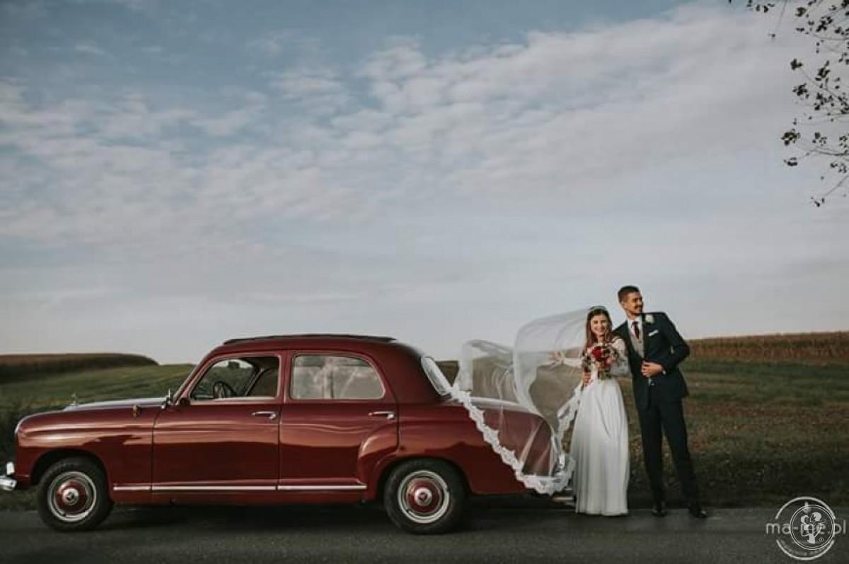 Zabytkowy Mercedes  w120 do ślubu. Dwa do wyboru, Myślenice - zdjęcie 1