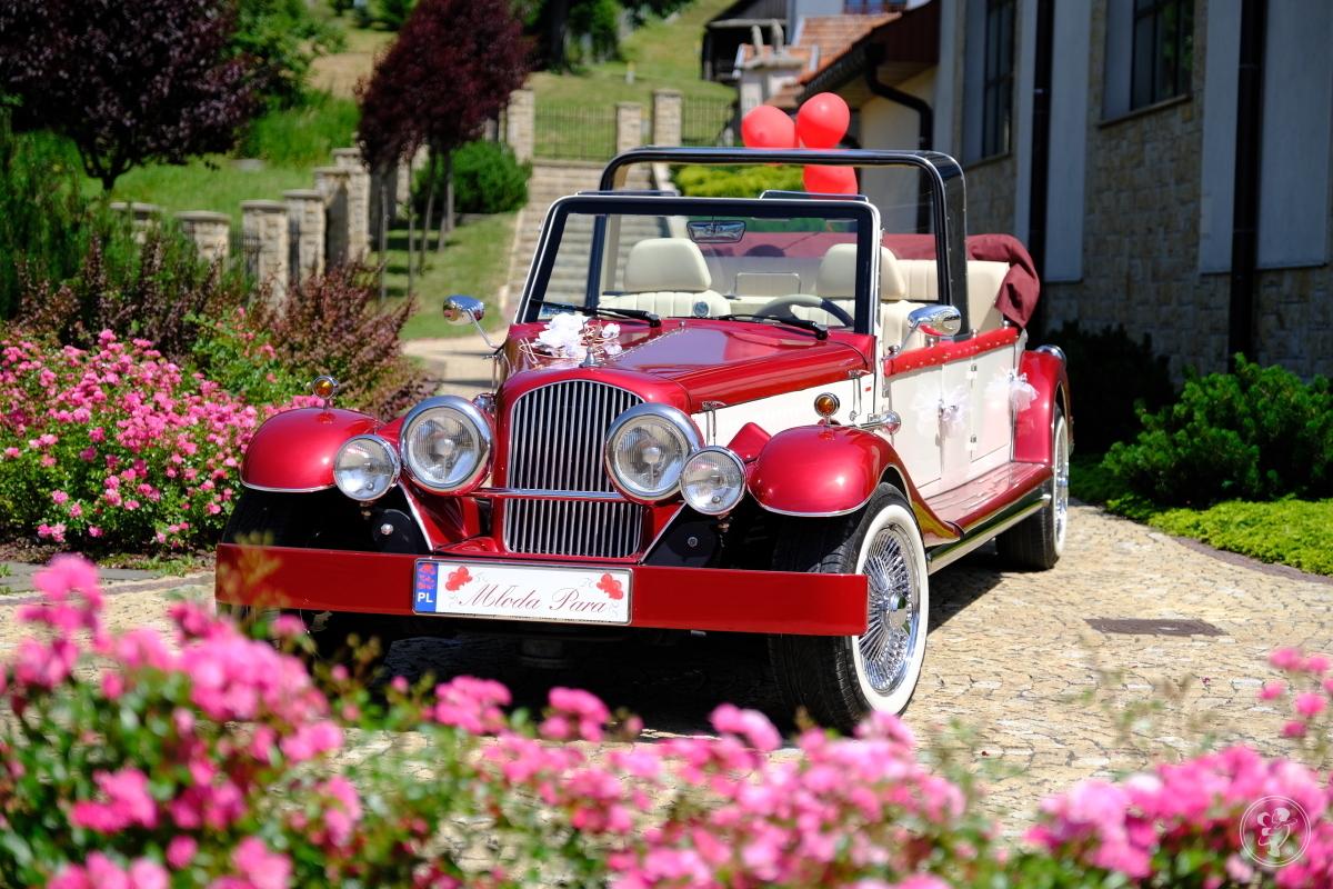 Samochód do ślubu Retro, Nestor Baron, Alfa Romeo, Cabrio, Brzesko - zdjęcie 1