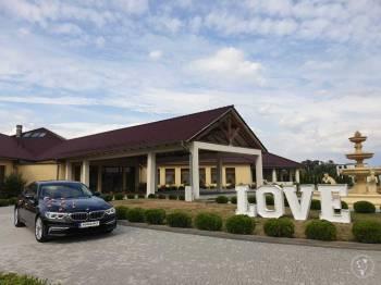 Nowe piękne BMW i  AUDI  Białe i czarne, Samochód, auto do ślubu, limuzyna Pobiedziska