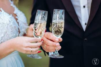 Ręcznie Zdobione Kryształy, kieliszki, Artykuły ślubne Łańcut