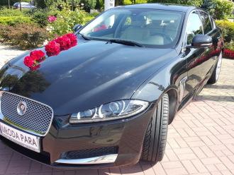 Jaguar XF,  Łomianki