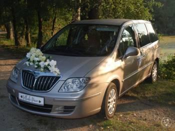 Lancia - włoska elegancja, Samochód, auto do ślubu, limuzyna Bardo